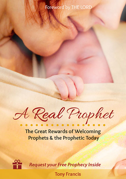 A Real Prophet The great rewards of welcoming prophets and the prophetic today