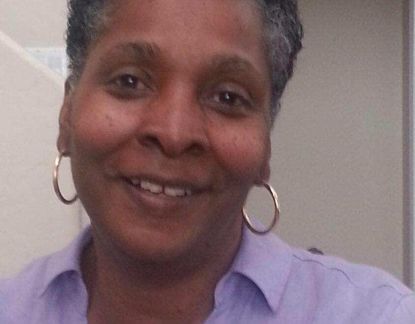 Kay Franklin In The Gap